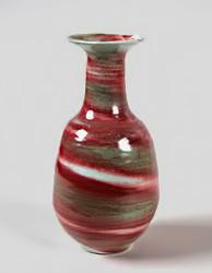Marianne-de-Trey Agateware vase