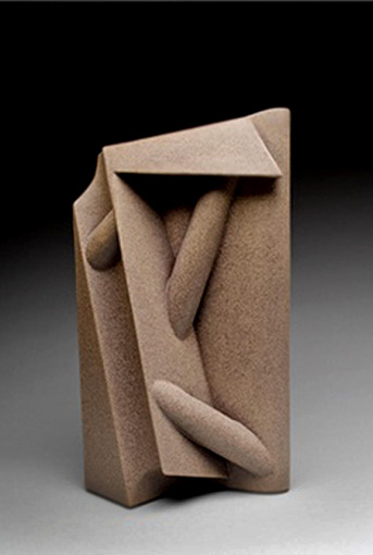 Anne-Currier  sculpture Frieze series III