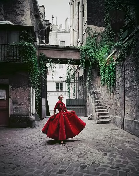 Couture in Paris - Mark Shaw