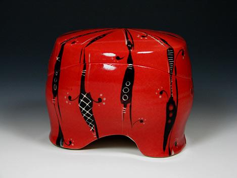 Sarah Chenoweth Davis - Mini Jar