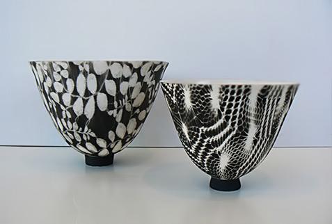 Sandy Godwin-bowls porcelain
