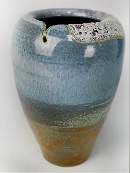Xiao Wei contemporary vase
