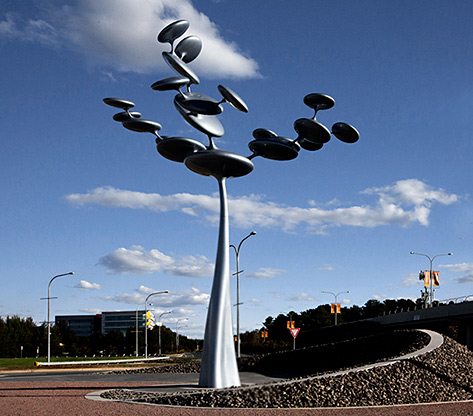 Phil-Price Canberra Airport Sculpture