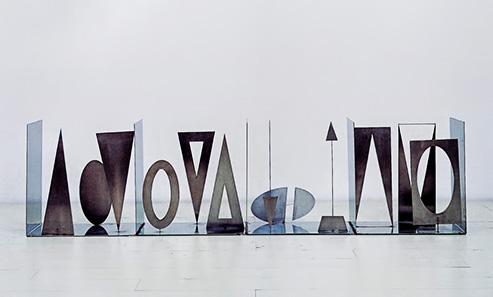 Contrapunto VIII--1971-Fausto Melotti