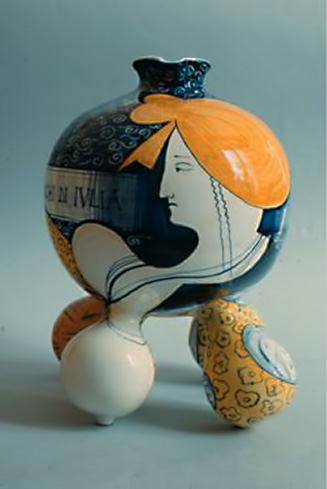 Fausto-Salvi-ceramics-'bella',-1993