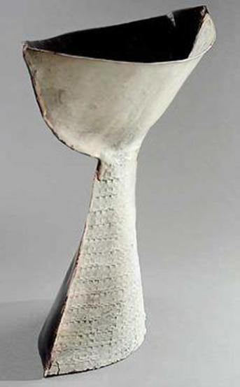 Ceramic cup-Fausto-Melotti