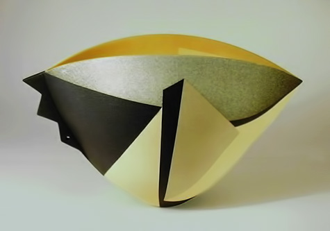 Jonathan Middlemiss geometric bowl