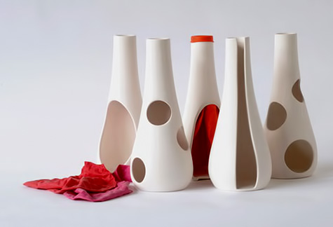 Anika Engelbrecht vase innovation