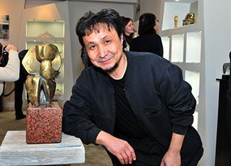 Clayhouse Gallery artist Askar Esdaulet