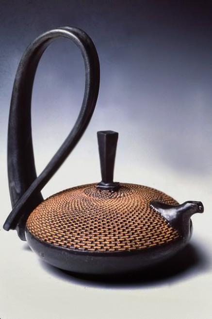 Ragnar Naess contemporary teapot