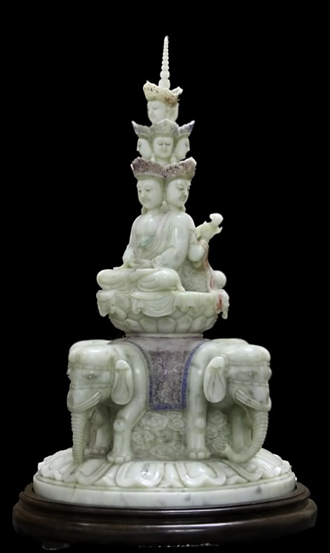Chinese-Shoushan-Carved-Buddha