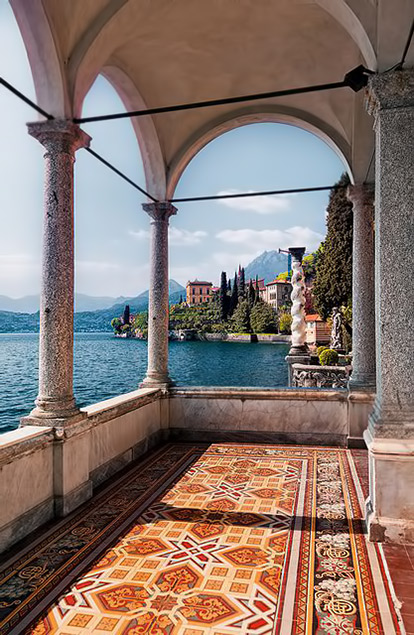 Italy---Lake Como Retreat by John & Tina Reid on Flickr