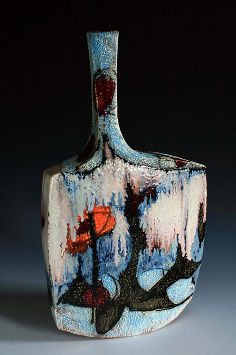 Michelle Mendlowitz contemporary bottle