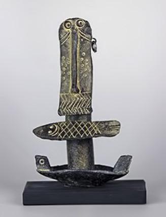 John-Maltby abstract sculpture