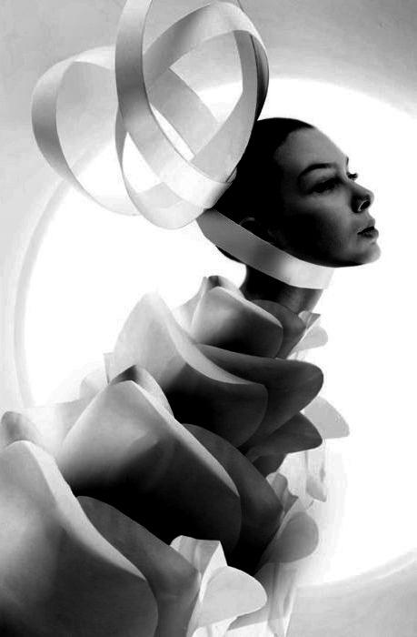 Paper Couture by Alexandra Zaharova & Ilya Plotnikov