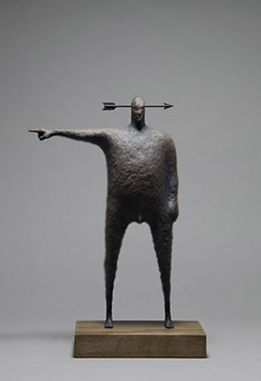 That way madness lies by John Morris