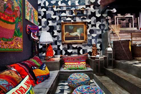 Rich decor by designer marcelo-rosenbaum