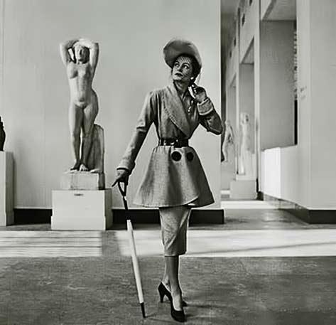 jacques-fath-1950-National-Museum-Kraknow classic vintage
