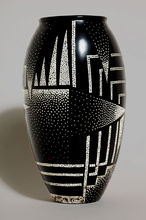 Art-Deco-Ovoid-Lacquered-Vase-by-Jean-Dunand
