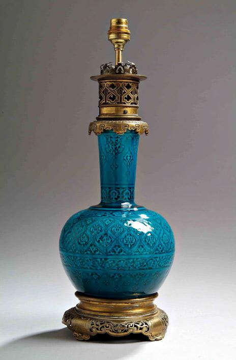 Théodore-Deck-(1823-1891)-oil-lamp