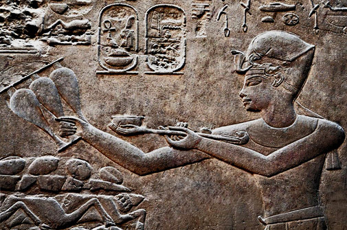 relief art egypt
