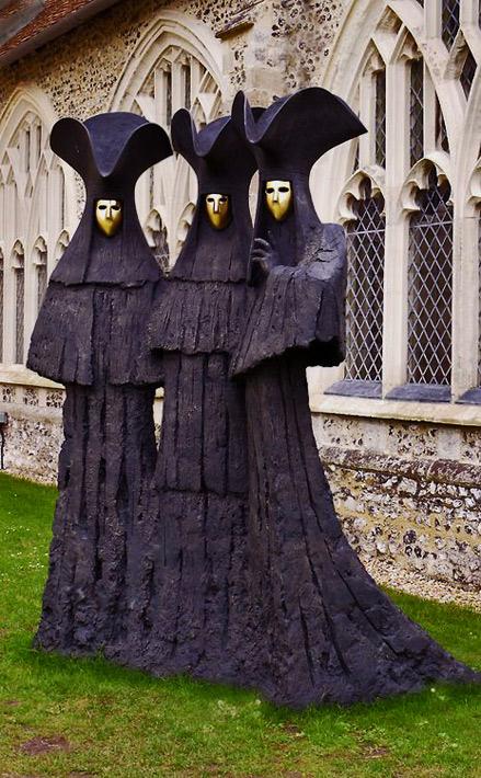 Dark-beings-hidden-behind-their-'maschera-nobile'-Venetian