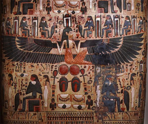 Detail-from-a-coffin-depicting-the-goddess-Nut-spreading-her-wings-in-protection-over-the-deceased