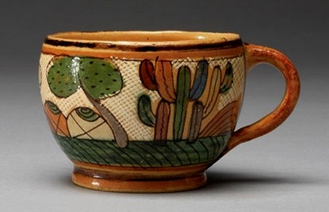 Early-cup-by-Ken Price-on-artnet