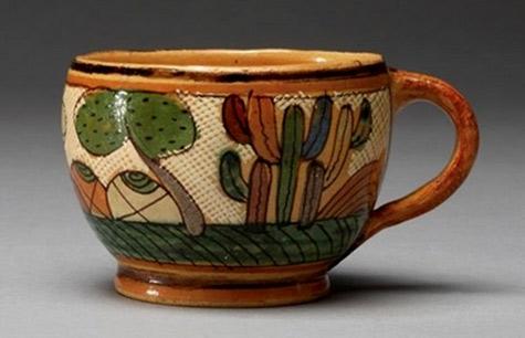 Early-cup-by-Ken Price-on-artnet