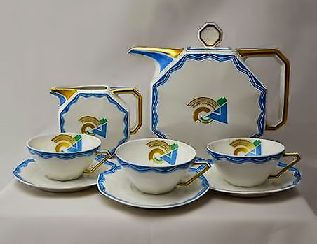 French-Limoges-ART-DECO-c1925-Geometric-Tea-for-3pattern-inspired-by-Kandinsky,-one-of-the-pioneers-of--abstract-arthttpartdecolimogesporcelain.blogspot.com