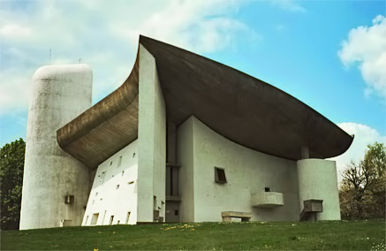 Chapel-of-Note-Dame-Du-Haut--Le-Corbusier---WikiArt