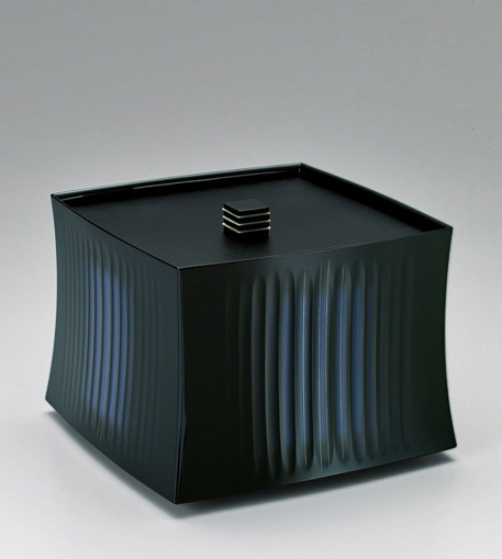 ,Japan-Traditional,-Art-Crafts,-Tyoushitu-Kinma,-Crafts-Exhibitions - Fujita Seido of lacquerware.