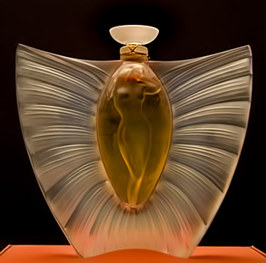 Lalique---Sylphides perfume bottle