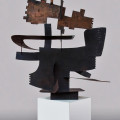 Ritmo-Eroico-II---Museo-NovecentoBerto-Lardera-1954