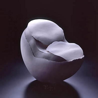 Sachiko Fujino contemporary ceramic sculpture