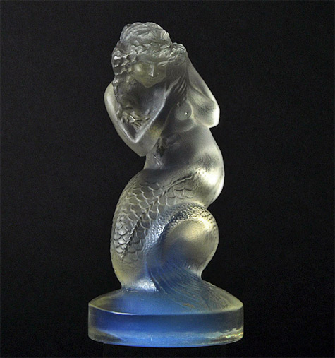 Rene Lalique-Naiade----Antique-Glass---Hickmet-Fine-Arts