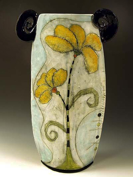 Barbara-Chadwick-Bland-pottery-at-MudFire-Galler
