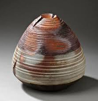 Eric ASTOUL french ceramicist vessel
