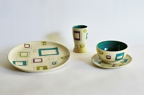 Saskatoon potters celebrate 40 years-Paula Cooley 2014