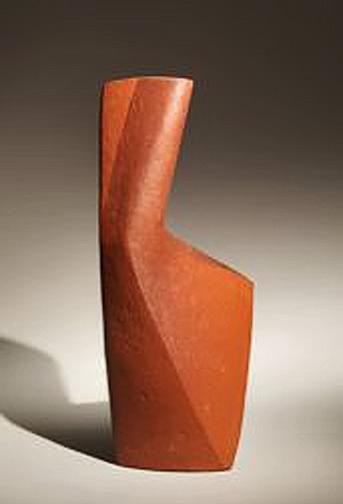 Suzuki-Osamu vintage contemporary vase