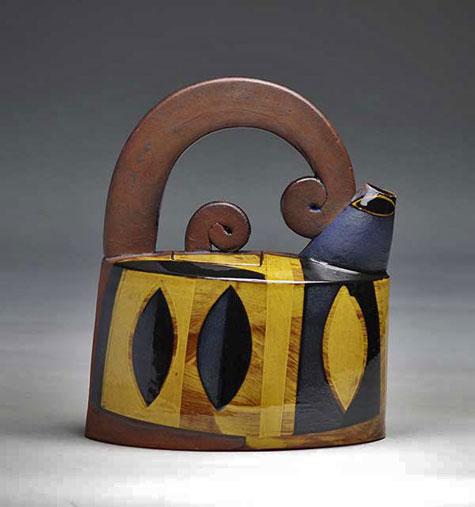 Richard-Phethean---Oval-Teapot