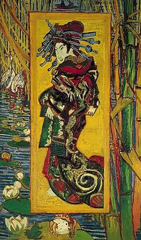 Van_Gogh_-_la_courtisaneThe-Courtesan-or-Oiran-(after-Eisen)-by-Vincent-van-Gogh