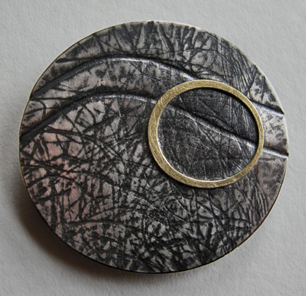 Watery-Deep-Brooch-Oxidised---Contemporary-Brooches-by-contemporary-jewellery-designer-Dot-Sim