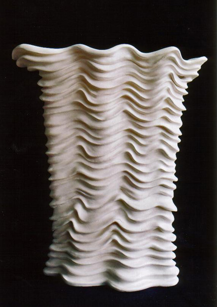 Wave water-vessel -front - Sally Hook
