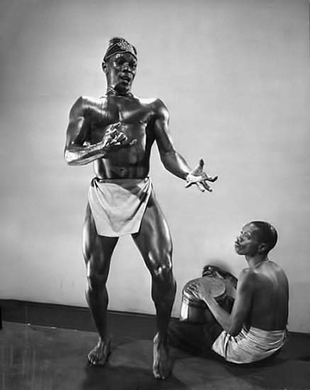 Aiye-African-song and dance-1950-Gjon-Mili