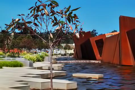 RBGC_Australia_Garden abstract outdoor sculptures