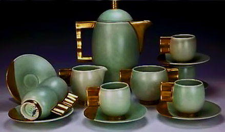 MODERN-WARE-coffee-set - Carlton Ware World