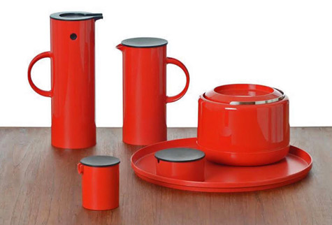 Red coffee/tea Service_1977-Danish--DANISH-TEAK-CLASSICS