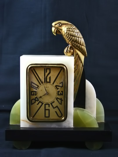 Art-Deco-garniture-clock-CA.-1930