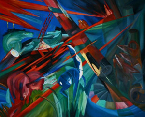 Fate Of The Animals Franz Marc One Of The Key Figures Of